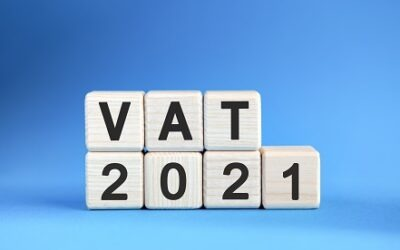 What VAT rate applies to the hospitality industry from 1 October 2021?