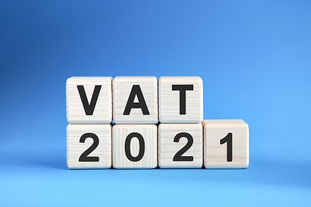 Changes in hospitality VAT rates from 1 October 2021